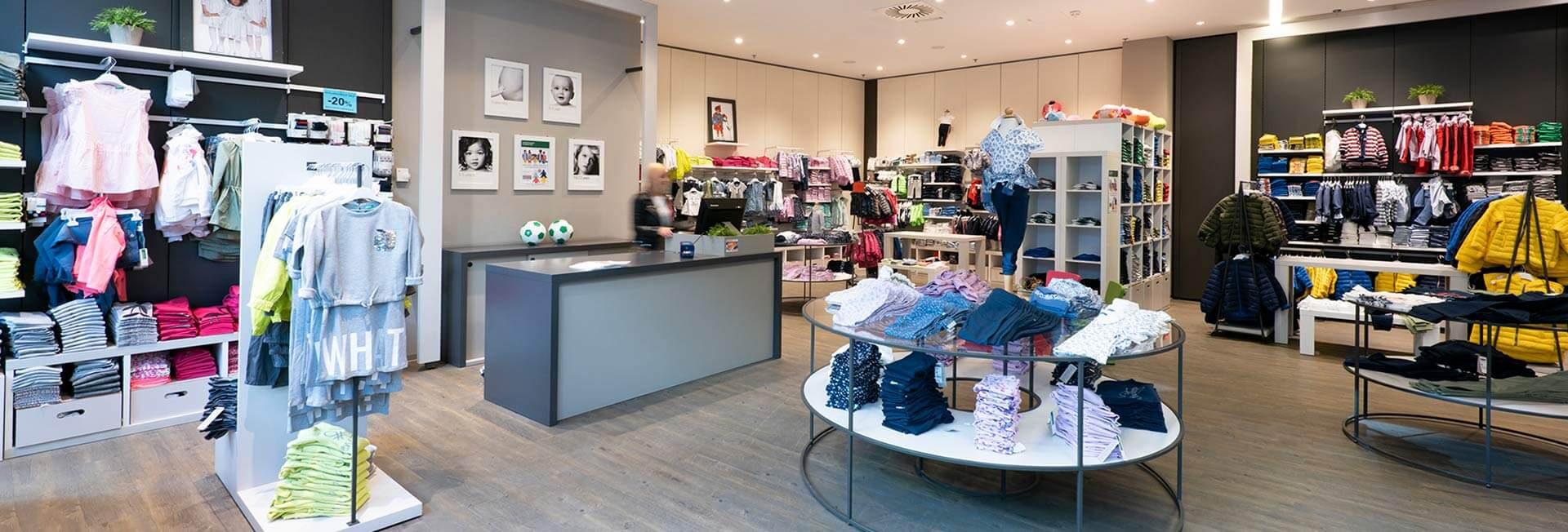 Benetton im Kaufhaus Tyrol