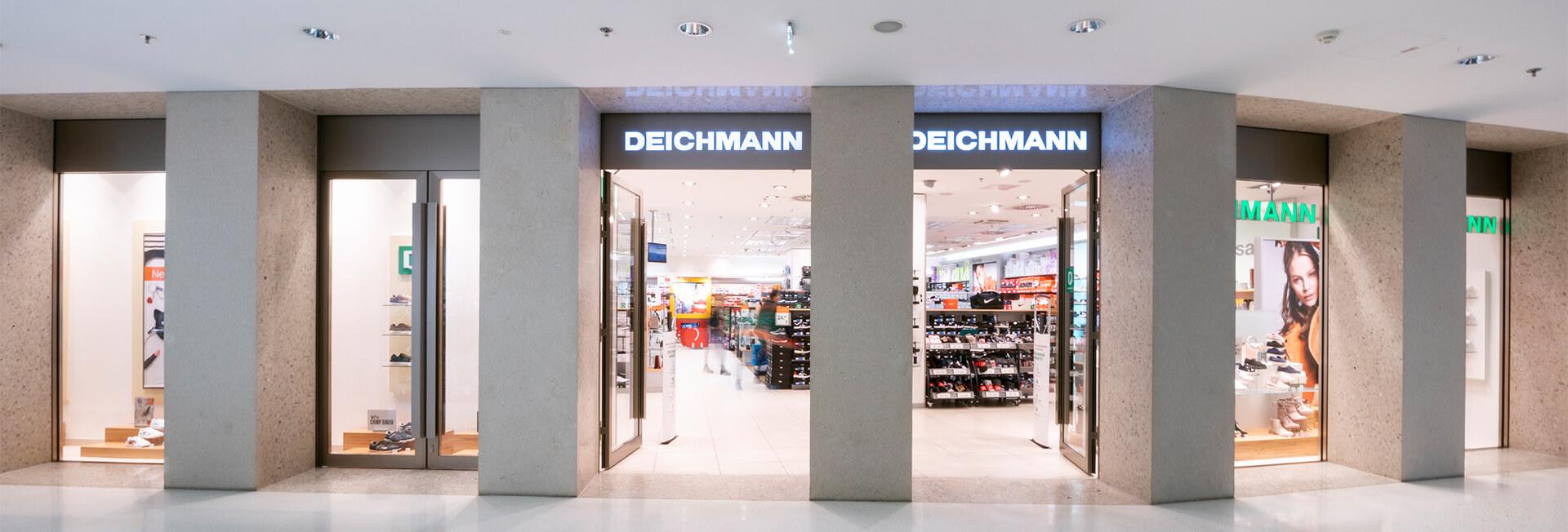 Deichmann im Kaufhaus Tyrol