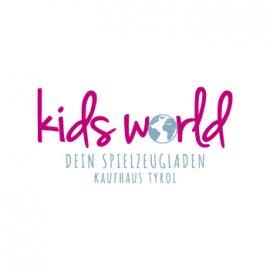 Logo kids World Tyrol