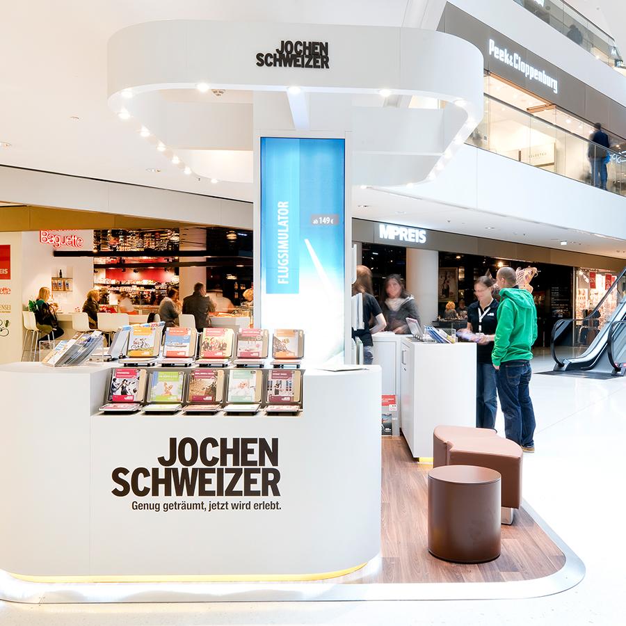 Jochen Schweizer Kaufhaus Tyrol