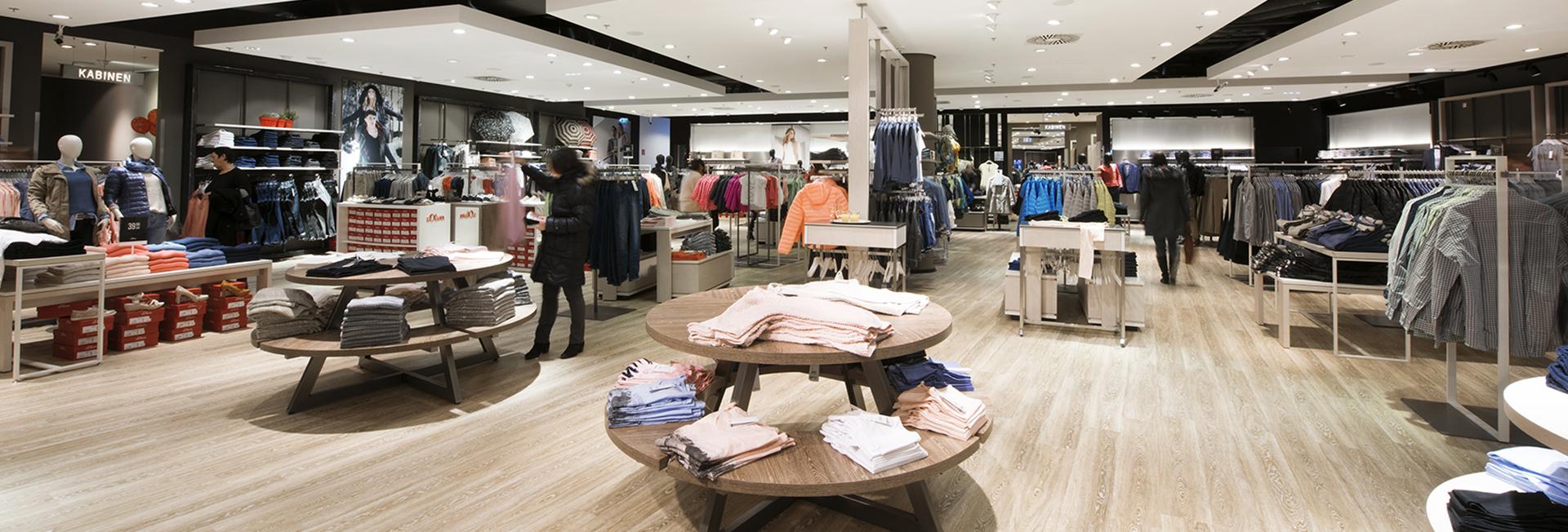 weltweit bekannt stabile Qualität hell im Glanz s.Oliver - Kaufhaus Tyrol