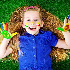 Events im Oktober: Kinderschminken