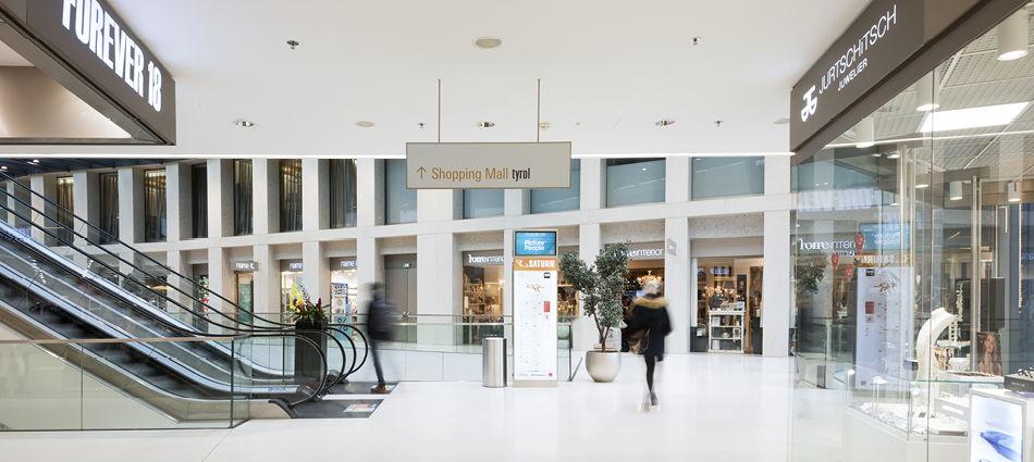 Jobbörse Kaufhaus Tyrol