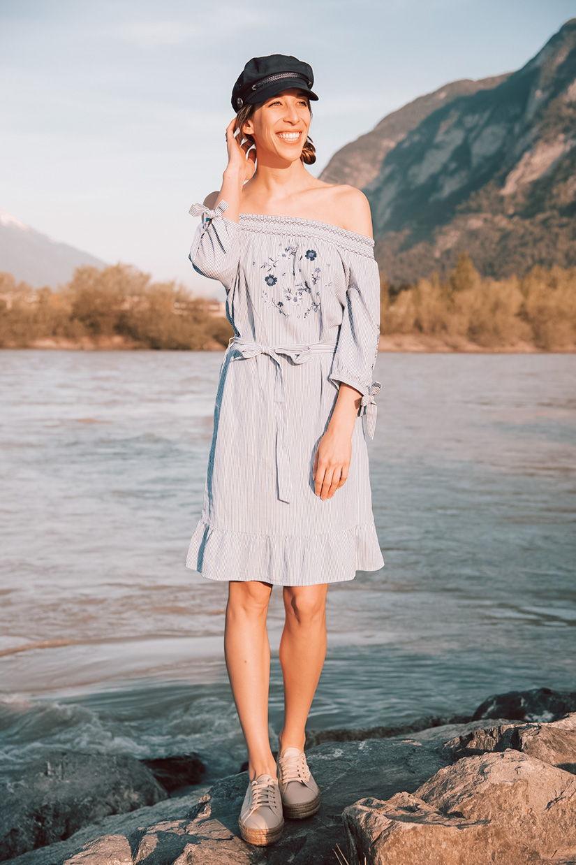 Blogger Style: Marine Look