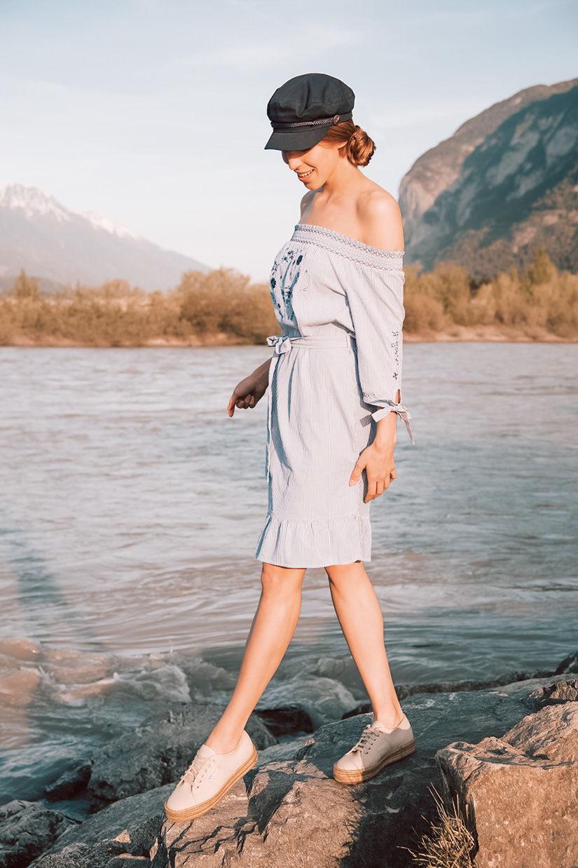 Blogger Style: look marinaro