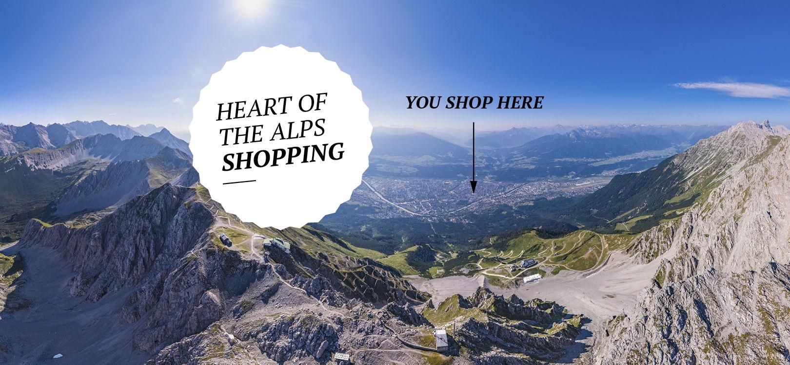 Kaufhaus Tyrol - Shoppen im Herzen Tirols