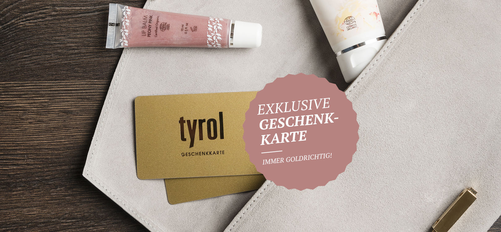 Kaufhaus Tyrol Geschenkkarte