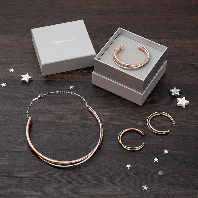 Last Minute Geschenkidee - Calvin Klein Schmuck von Miller United Optics