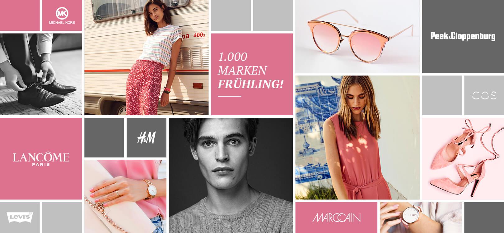 KHT Spring Shopping, 1000 Marken Frühling