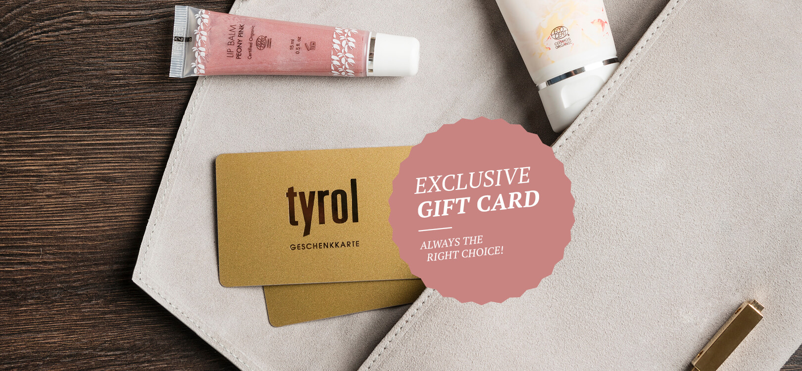 Exclusive Gift Card