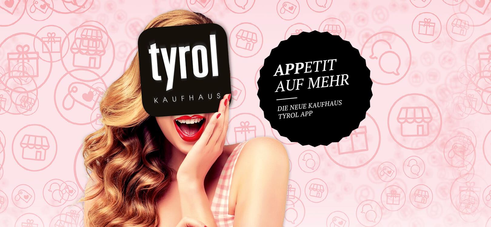 Kaufhaus Tyrol App