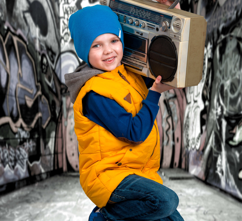 Kinderdisco im Kaufhaus Tyrol