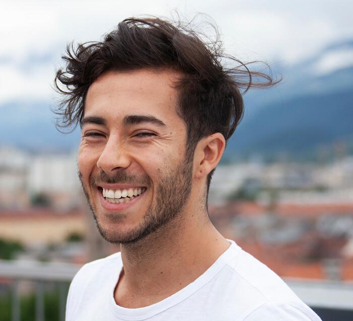 Power Yoga mit Marcel Clementi am Dach des Kaufhaus Tyrol