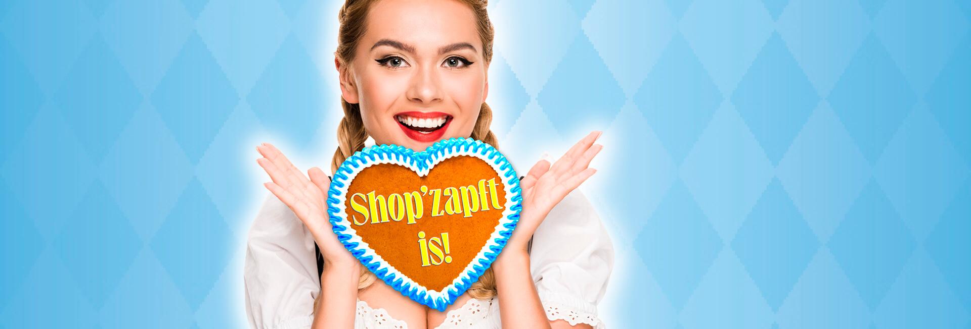 Shoptober Fest im Kaufhaus Tyrol