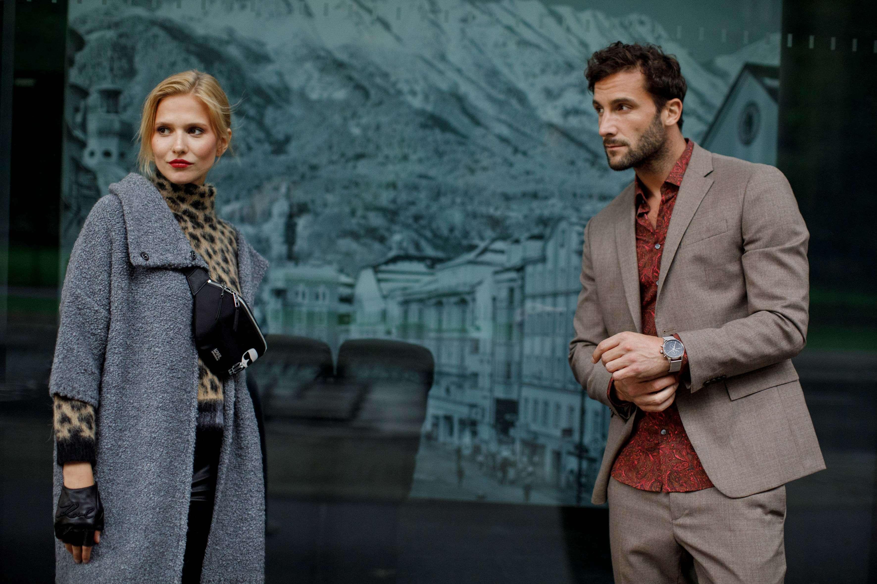 Streetstyle Innsbruck: Outfits von Peek & Cloppenburg