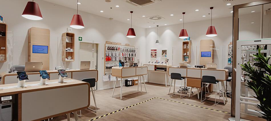 Drei Shop - Neu im Kaufhaus Tyrol