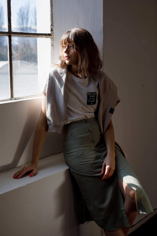 Modestrecke Magazin - Outfit von Cuprum