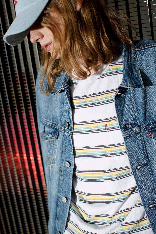 Modestrecke Magazin - Outfit von Levis