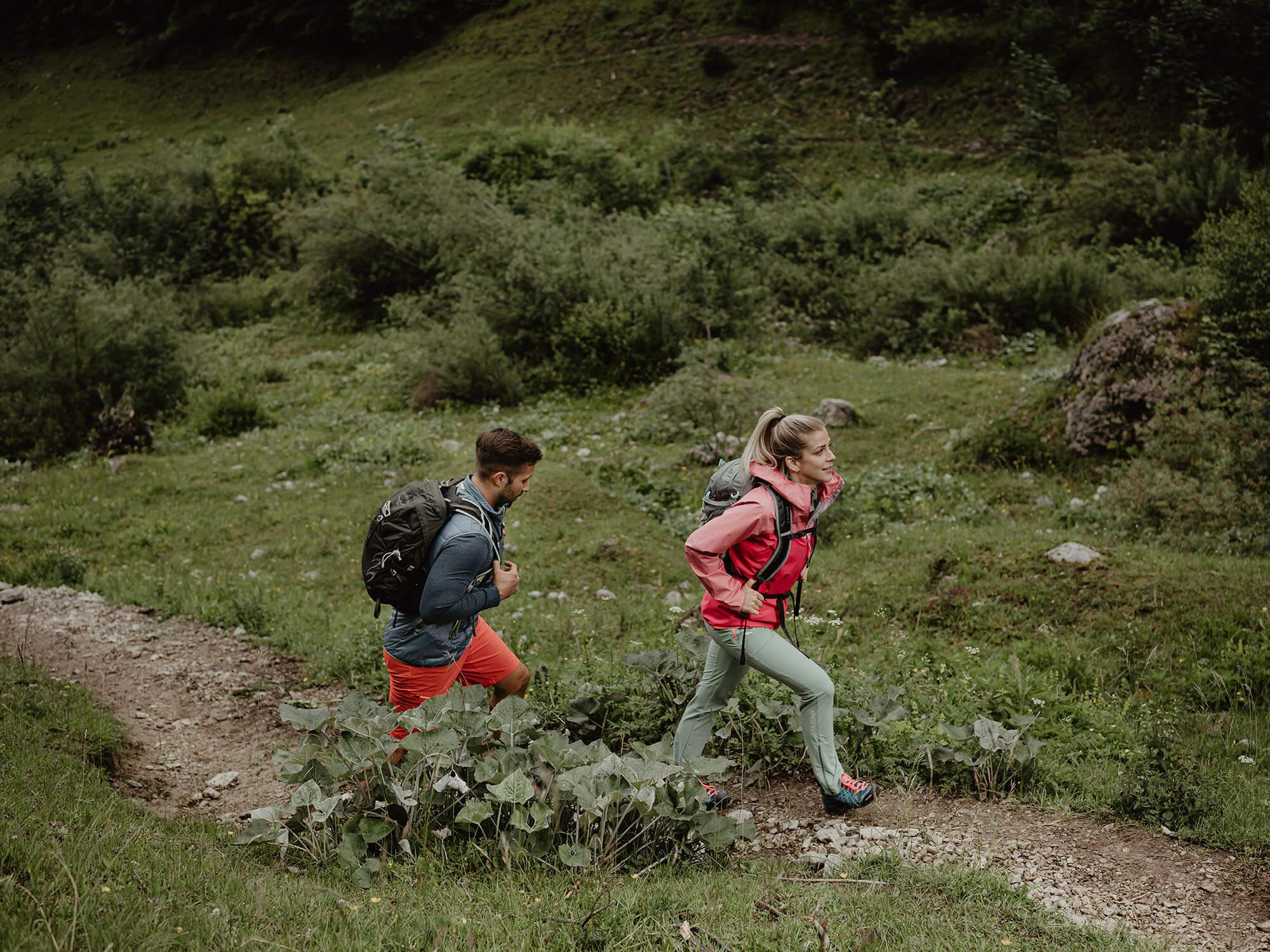 Wandern Dahoam: Nordkette Innsbruck