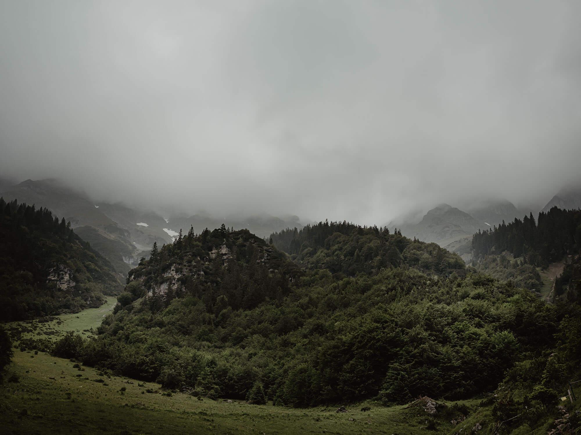 Wanderung auf der Nordkette Innsbruck