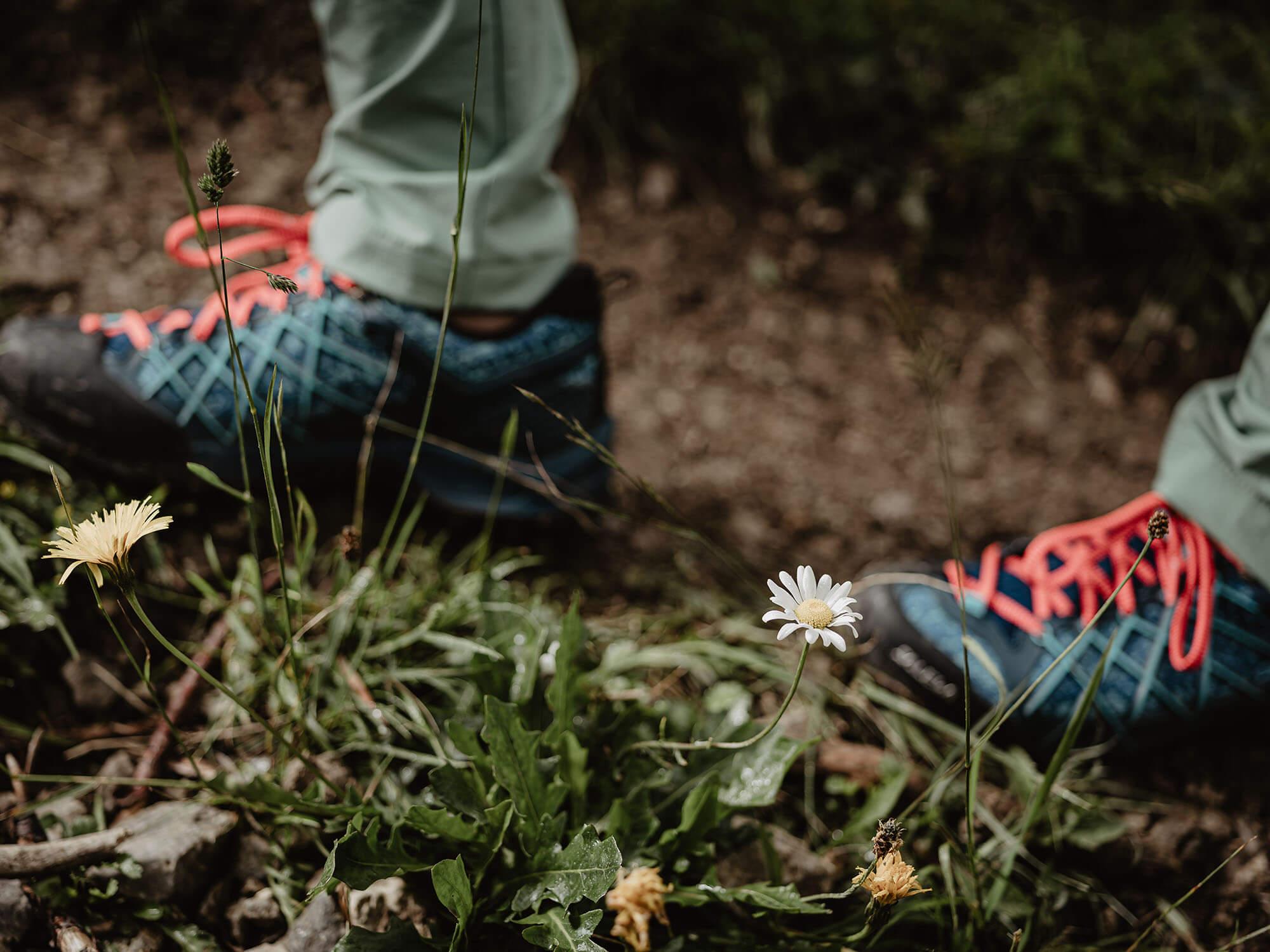 Sportlen Dahoam: Schuhe von Intersport Okay