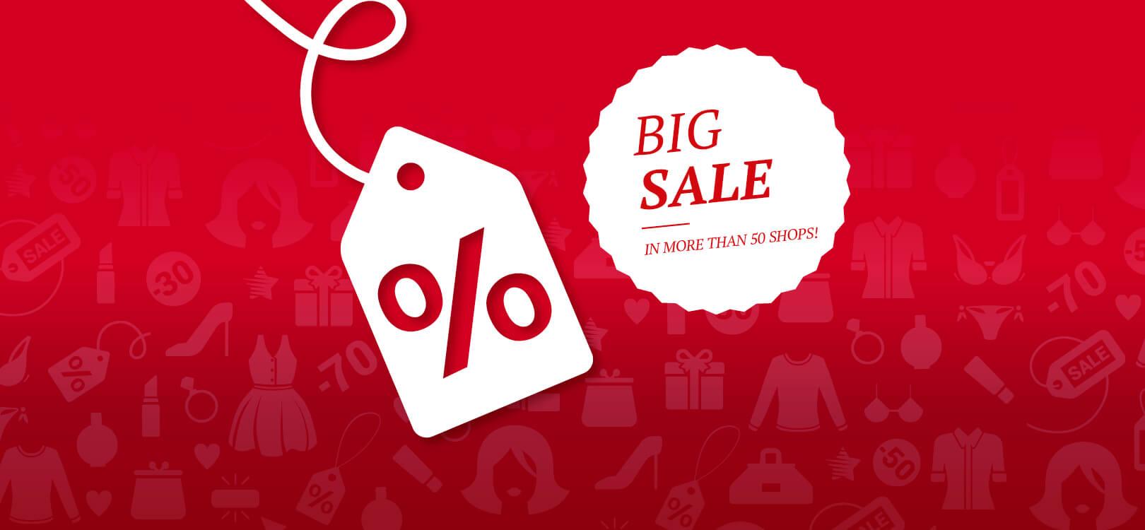 Big Sale at Kaufhaus Tyrol
