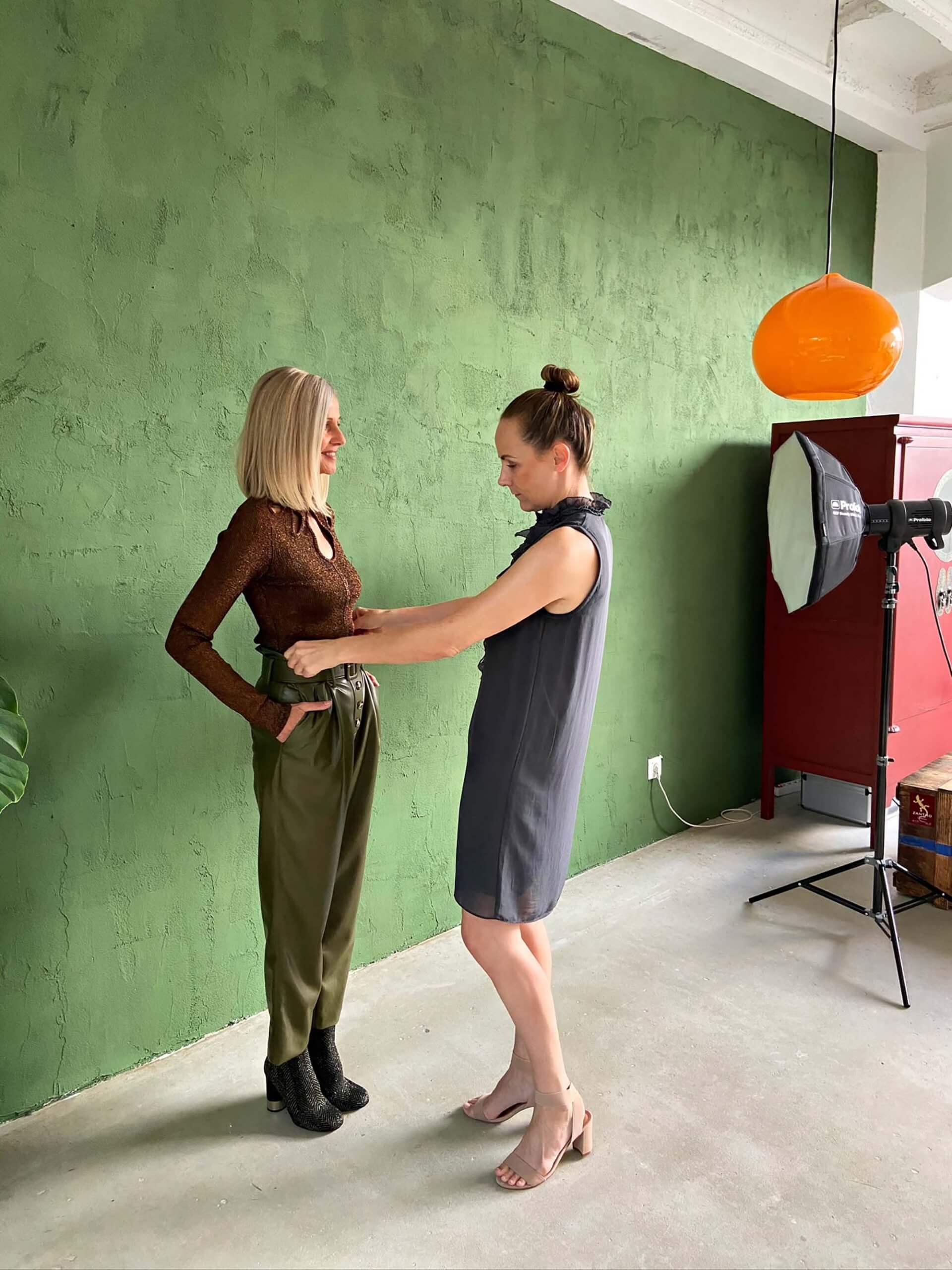 Behind the Scenes: K&Ö Fotoshooting mit Der Tirolerin