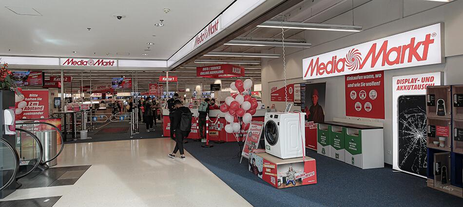Highlight Slider Startseite Mediamarkt