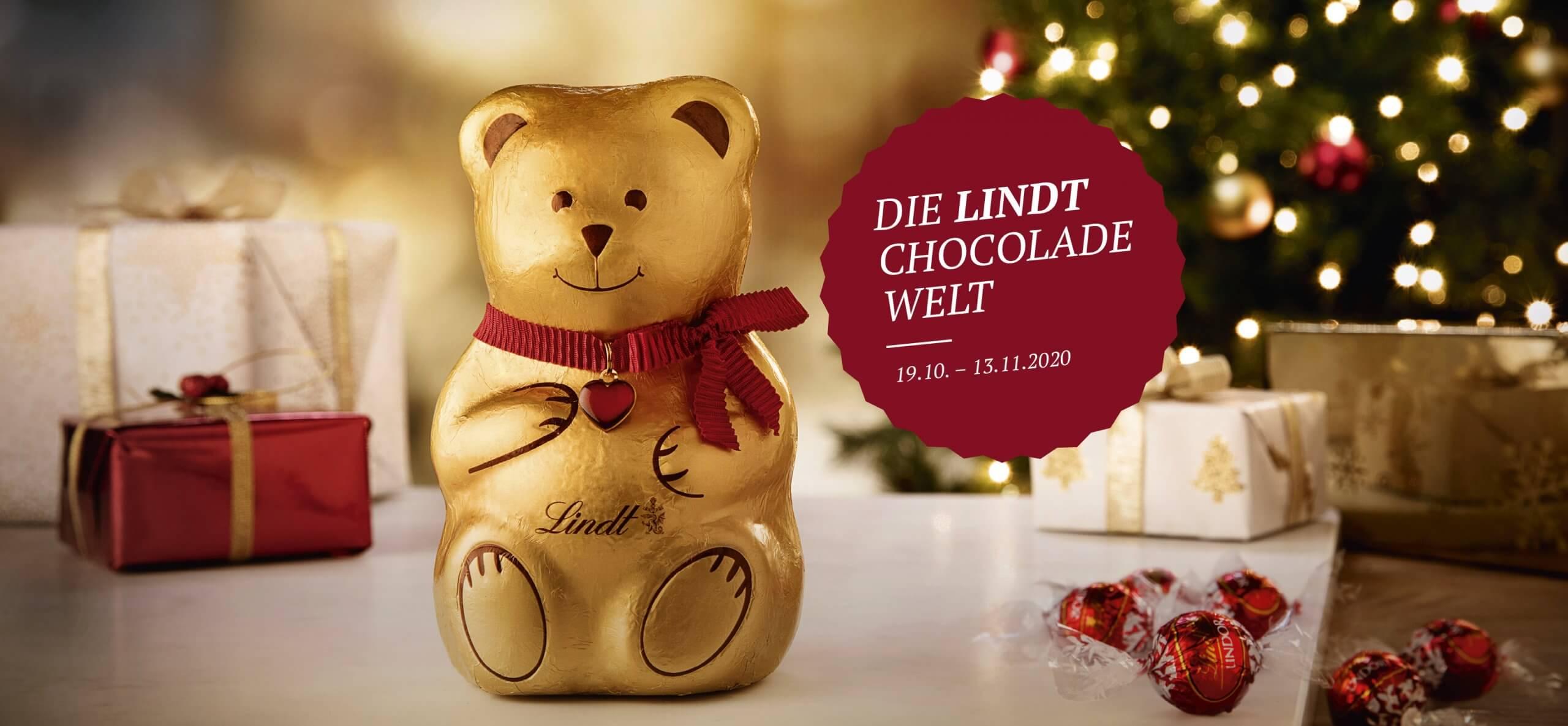 Die Lindt Chocolade Welt