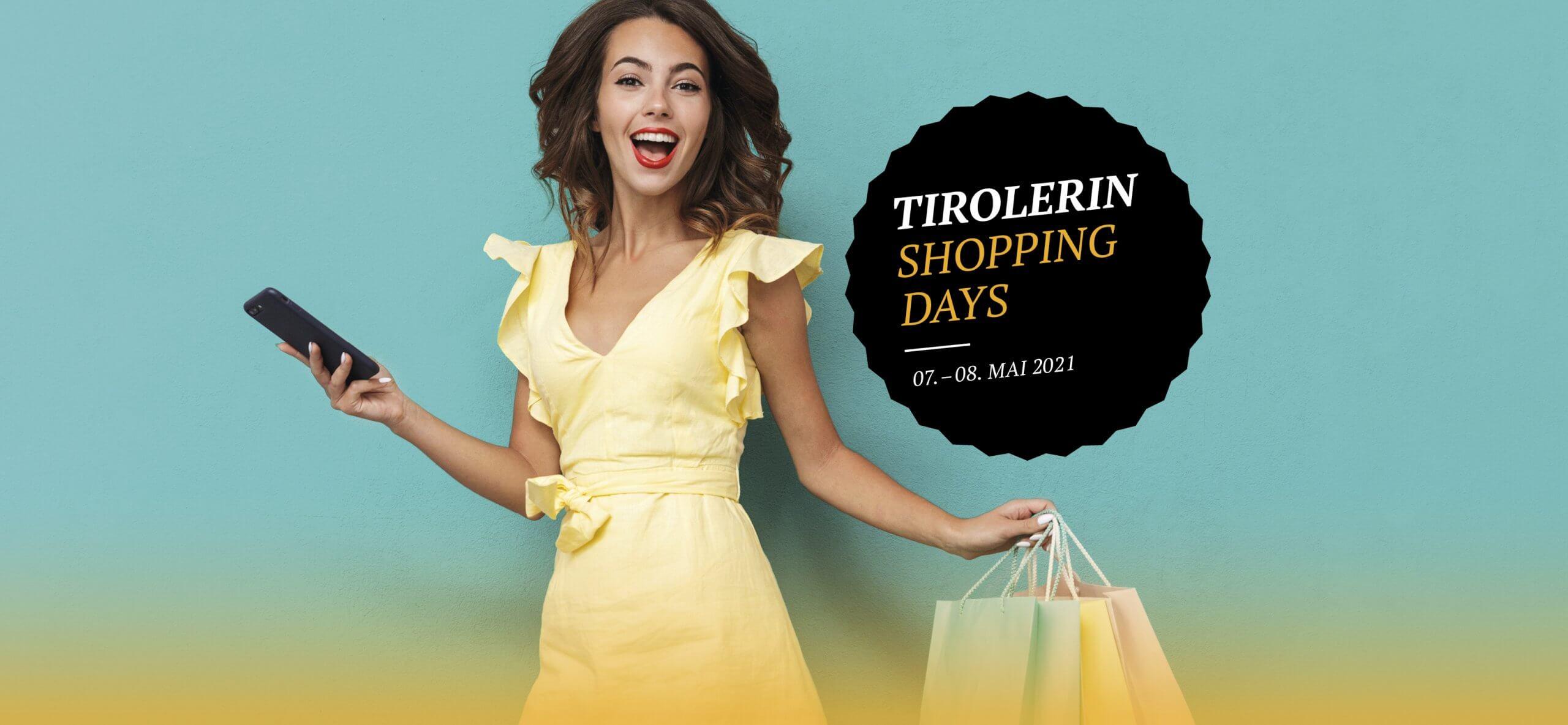 Tirolerin Shopping Days