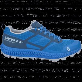 Scott Supertrac 2.0 - blauer Laufschuh
